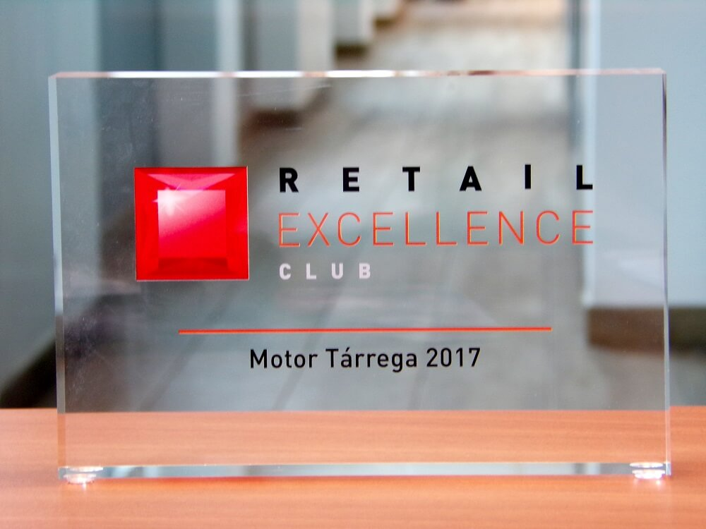 Retail Excellence, Motor