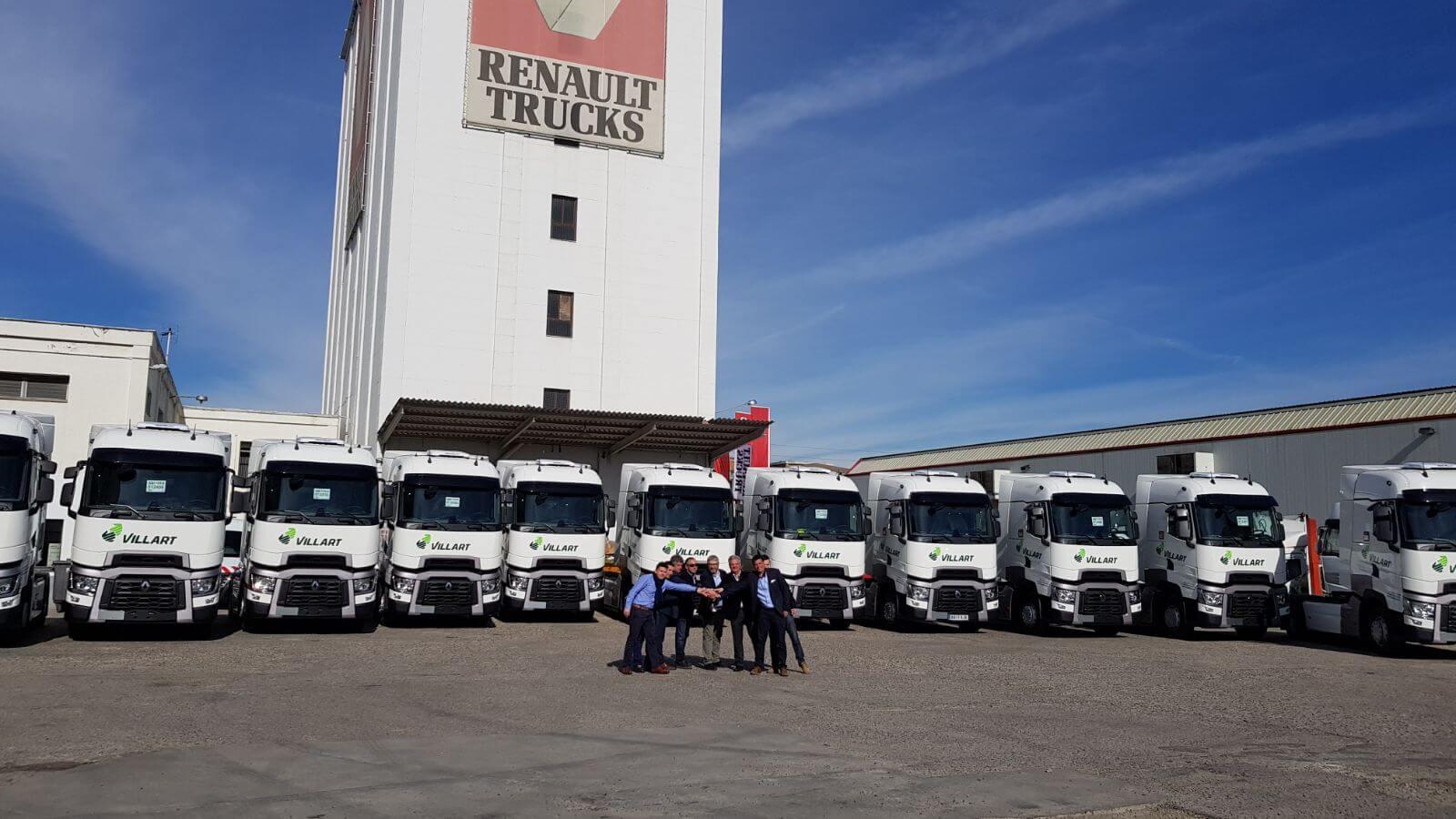 Villart Logistic, Motor