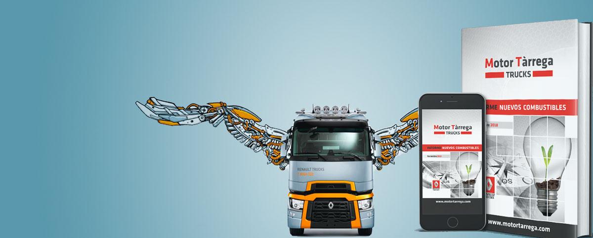 Motor Tàrrega - Informe Nuevos Combustibles