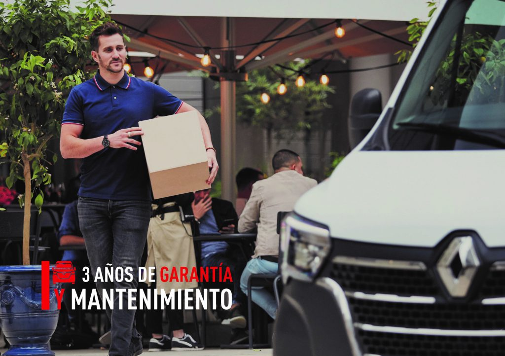 Renault Trucks - Master RED EDITION 2