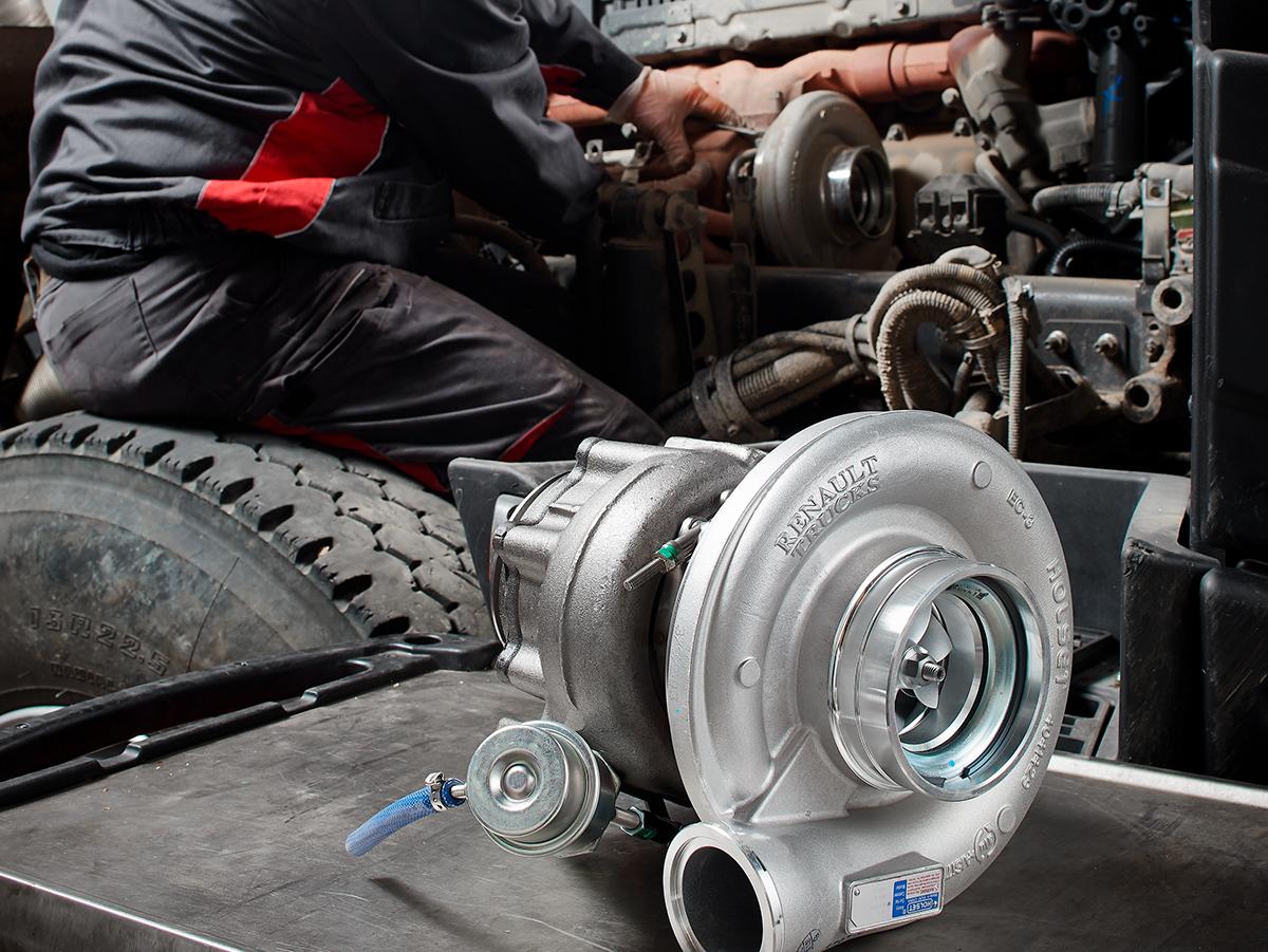 Motor Tàrrega Trucks - Servicio de Recambios