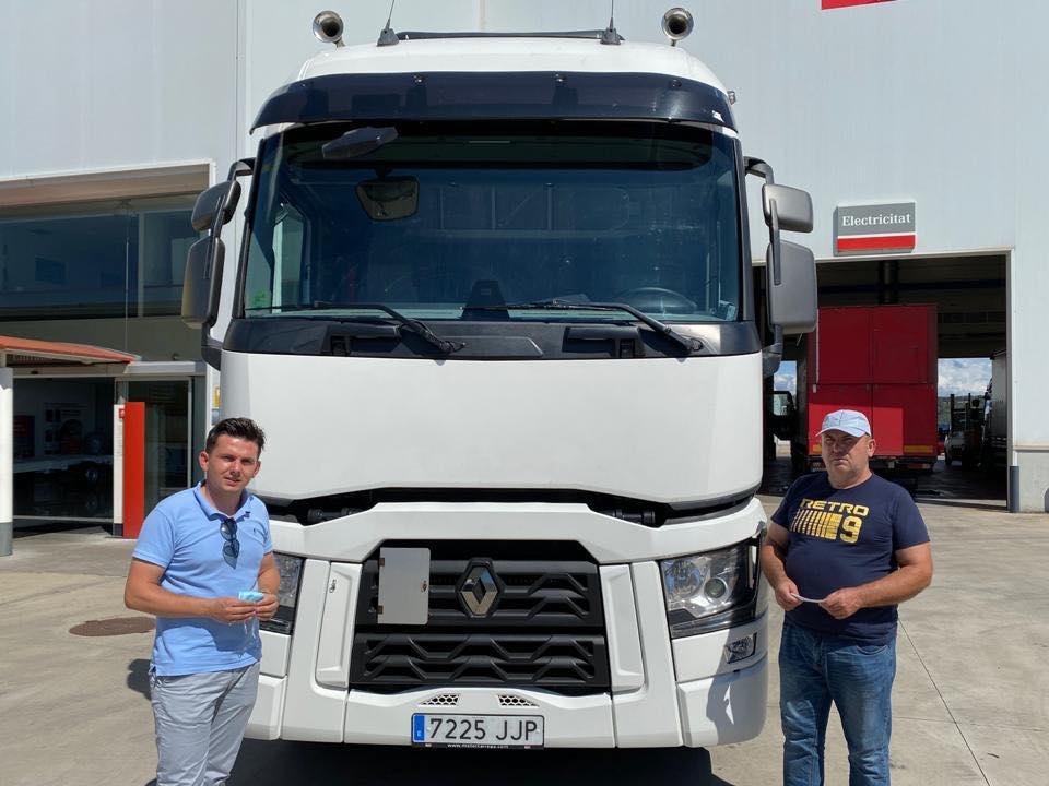 Nueva Entrega de vehículo a Jose Dalmau