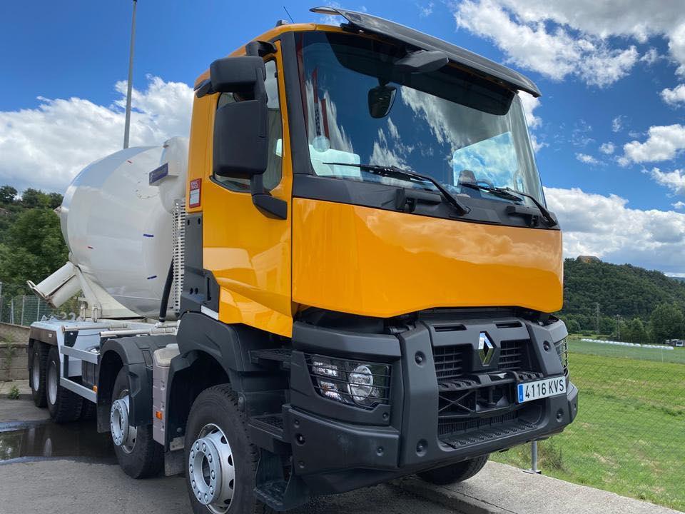 Nueva Entrega de vehículo a la empresa Transports David