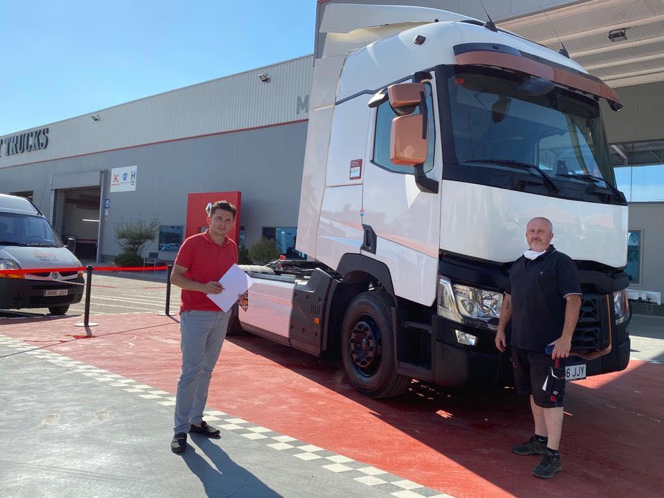 Nueva Entrega de vehículo a la empresa Bonet Express