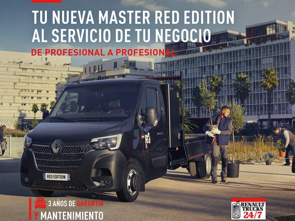 Tu NUEVA MASTER RED EDITION al servicio de tu negocio, de profesional a profesional