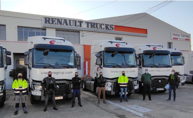 NaGRUP confía en Motor Tàrrega para ampliar su flota