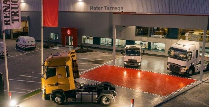 Motor Tàrrega - Renault Trucks