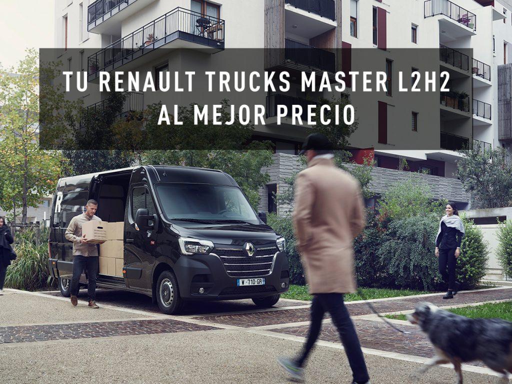 TU RENAULT TRUCKS MASTER L2H2 AL MEJOR PRECIO